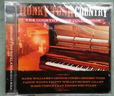 THE COUNTRY CLUB COLLECTION: HONKY TONK / CD - NEU!!! OVP!!!