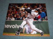 NY Yankees Mark Teixeira Signed Autographed 12.25x11 Photo