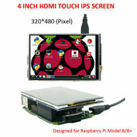 4 inch RPI IPS Touch Screen Module TFT LCD Display For Raspberry Pi Model B/B+