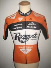 Roompot Oranje peloton 6 days of Rotterdam Holland jersey shirt cycling size S