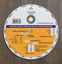 Dutch Irregular Verb Wheel: Pocket Size: