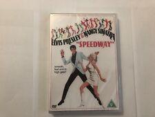 Speedway [DVD] [1968]  ELVIS PRESLEY  - BRAND NEW SEALED  - REGION 2UK RELEASE