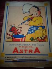 PROTEGE CAHIER ASTRA BEATRICE MALLET (ref 65 )