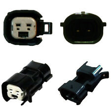 Pluggen injectoren adapter - BOSCH EV6 (FEMALE) > NIPPON DENSO (MALE) fcc auto