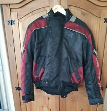 Frank Thomas Goretex motorcycle jacket size medium M with armor VGC chest 44'