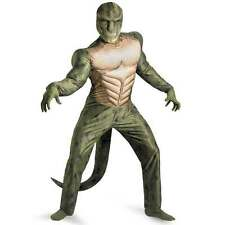 NWT Amazing Spider Man Movie - Lizard Muscle Adult Costume XL 42-46 Spiderman