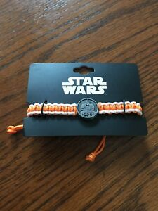 BB - 8 STAR WARS PARACORD BRACELET