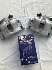 BMW 316/318/320/323/325/328 Front Calipers & CARRIERS & Brand New Pads Ready2Fit