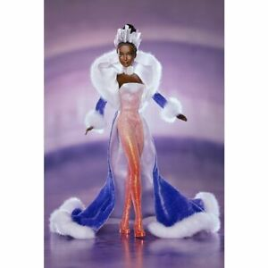 Fire and Ice Barbie Salt Lake 2002 Olympics African American Doll
