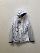 Nike Men's Stormfit Running Hooded Jacket - Medium - White - New