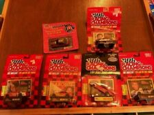 Hot Wheels 1997 Edition Racing Champions 1 64 Scale Die Cast NASCAR 6 Cars