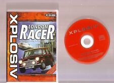 LONDON RACER. IN AND AROUND LONDON. GREAT DRIVING/RACING GAME FOR THE PC!!