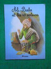 ALI-BABA ET LES 40 VOLEURS JEANNE LAGARDE 1979 HEMMA