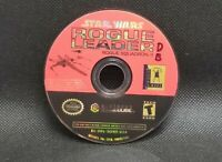 Star Wars: Rogue Leader -- Rogue Squadron II (Nintendo GameCube, 2001 Disc Only)