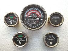 Massey Ferguson MF35, MF50, MF65, TO35, F40, MH50 Tachometer + Gauges Kit