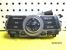 2011 2012 2013 2014 2015 Infiniti G37 Radio Audio Disc Control 28395JK60D OEM