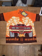 Mambo Loud Shirt ..VINTAGE . Dead Stock Hemi Small