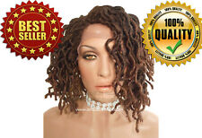 EXCLUSIVE! Faux loc dread lock wavy sister locs Lace Front Wig Poetic Justice