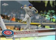 2017 Topps Chrome REFRACTOR #36 Addison Russell - NM-MT