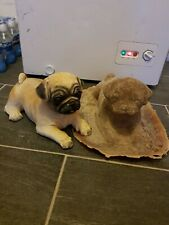 Latex Mould Only Of Pug Dog