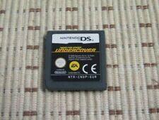 Need for Speed Undercover für Nintendo DS, DS Lite, DSi XL, 3DS ohne OVP