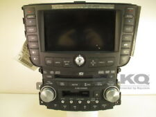 2007 Acura TL Navigation 6 CD Cassette DVD Player Radio 1TB4 OEM