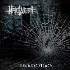Nadiwrath - Nihilistic Stench CD 2011 black metal Greece Moribund Records