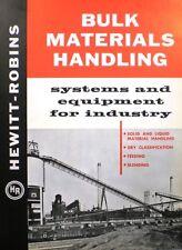 Hewitt-Robins Catalog ASBESTOS Rubber Conveyor Belting 1956