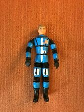 New Listing Mattel Major Matt Mason Sgt Storm Blue Repaint