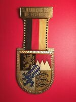 German Medal, The Coat Of Arms of The Free State of Bavaria