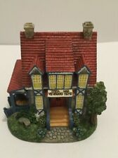 Liberty Falls Collection Civil War Veterans Home Ah185 Original Box Euc