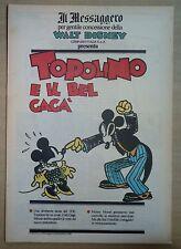 67046 Walt Disney - Il Messaggero - Topolino e il bel gagà
