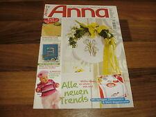 ANNA 1/2006 -- Kurs: KINDERBETT-AUSSTATTUNG/SCHLAFSACK/alles fürs Baby/Schwälmer