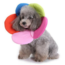 Pet Dog Cat Cones Neck Collar Soft Anti-Lick Protection Wound Recovery Cone JI