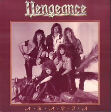 "VENGEANCE ‎– Arabia (1989 HEAVY METAL VINYL SINGLE 7"" HOLLAND)"