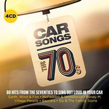 Car Songs - The 70s [CD]