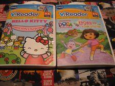 V.reader hello kitty / dora the explorer