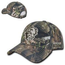 NCAA NDSU North Dakota State University Bisons Structured Hybricam Caps Hats