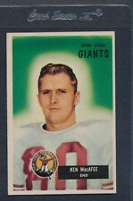 1955 Bowman #060 Ken MacAfee Giants EX/MT *471