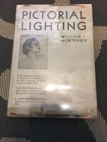 Pictorial Lighting Hardcover – William Mortensen 1937