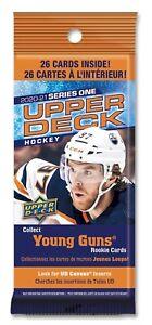 2020-21 Upper Deck Hockey Series 1 Jumbo Fat Pack