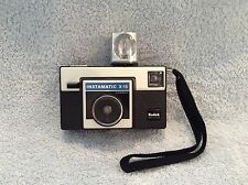 Kodak X-15 Instamatic Camera, With Magicube Flash & Film