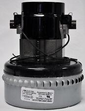 Ametek Lamb 5.7, 240 Volt, 2 Stage, Double BB Peripheral Bypass Motor 116354-00