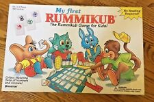 1994 My First Rummikub Board Game: The Rummikub Game For Kids 2-4 Players Age 5+