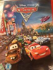 DISNEY PIXAR CARS 2 DVD 2011 *VGC*