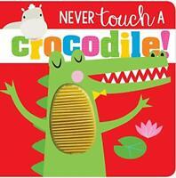 Jamais Touch Acrocodile Par Greening,Rosie,Board Livre Used ,Très Bon ,Gratuit