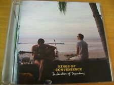 KINGS OF CONVENIENCE DECLARATION OF DEPENDANCE CD