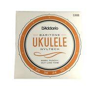 D'Addario Ukulele Strings Nyltech Baritone EJ88B  Uke