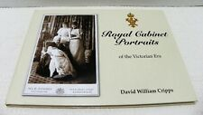 Royal Cabinet Portraits of the Victorian Era David William Cripps Autographed