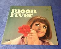 "WILLI STECH & ORCHESTER (VINYL LP) ""MOON RIVER"" [GERMAN MPS JAZZ EASY LISTENING]"